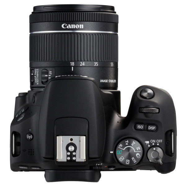 Canon 200D With 18-55