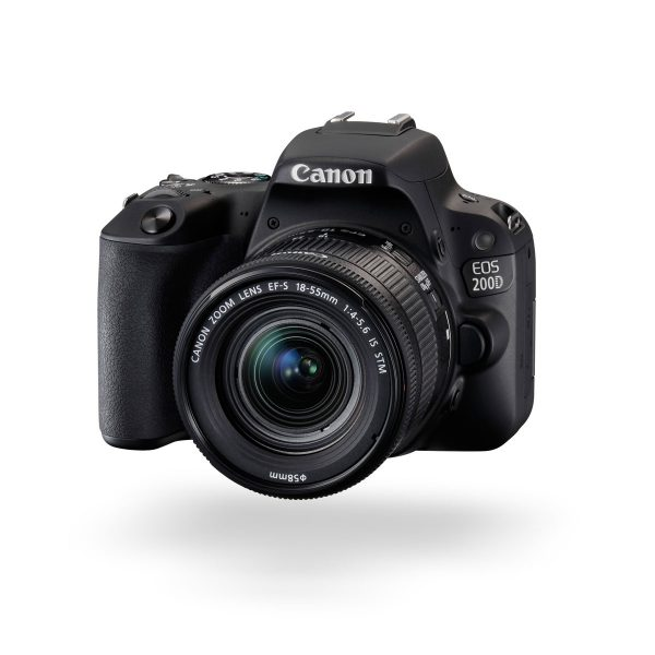 Canon 200D With 18-55 (Shop warranty)